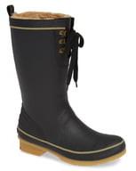 Chooka Whidbey Plush Waterproof Rain Boot