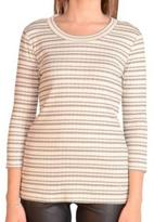 Tom Tailor Striped Ribbed Sweater