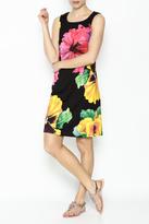 Aryeh Floral Garden Dress