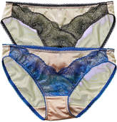 B.Tempt'd B Tempt'd Set Of 2 Bikini Bottom