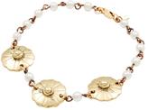 Vanessa Mooney Moon & Stars Pearl Station Bracelet