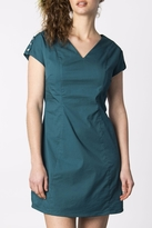 Skunkfunk Green Shift Dress