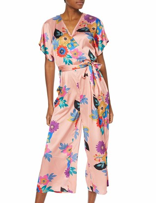 Glamorous Women's Floral Summer Jumpsuit