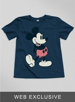 Junk Food Clothing Kids Boys Classic Mickey Tee-nwny-xs