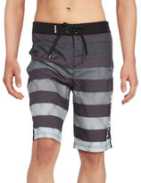 Hurley Striped Board Shorts