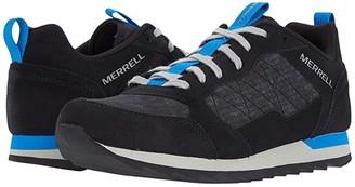 Merrell Alpine Sneaker (Black Ripstop) Men's Shoes