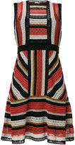 M Missoni striped midi dress