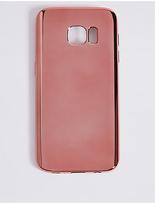 M&S Collection Samsung S7 Metallic Phone Case