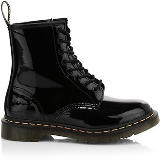 Dr. Martens 1460 Patent Leather Combat Boots