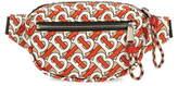 Burberry Small Monogram Print Belt Bag