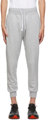 Ermenegildo Zegna Grey Cotton Lounge Pants