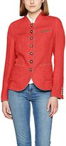 Schneiders Women's Gaia Garment Washed Tracht Traditional Jacket