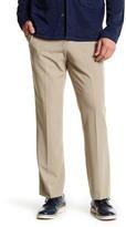 """Nautica Tan Suit Pant - 30-34\"""" Inseam"""
