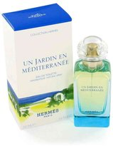 Hermes Un Jardin En Mediterranee for Women Eau De Toilette Spray