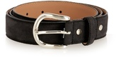 A.p.c. Hans Brushed-leather Belt