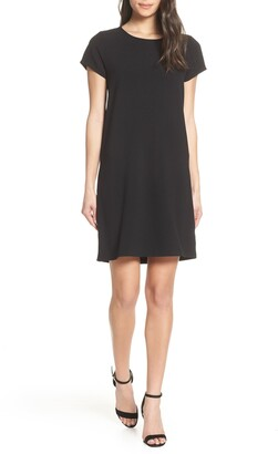 Chelsea28 Crepe Shift Dress