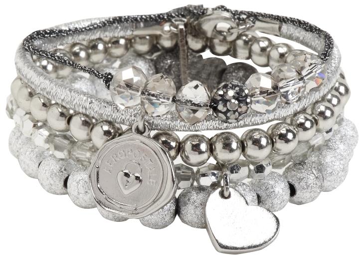 Aeropostale Beaded Bracelets 5-Pack