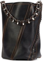Proenza Schouler medium 'Hex' whipstitch bucket bag - women - Calf Leather - One Size