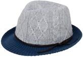 Brooklyn Hat Co. Paris Knit Fedora (For Women)