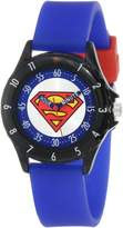 "Superman Boys' SUP9044 ""Time Teacher Watch"