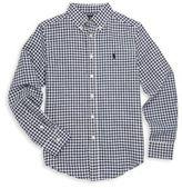 Ralph Lauren Toddler's, Little Boy's, & Boy's Gingham Shirt
