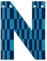 N. 'N' Perfect Pattern Boy Letter