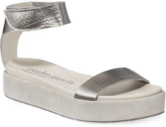 Pedro Garcia Genar Platform Ankle Sandals