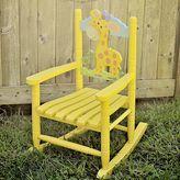 Teamson Kids Giraffe Rocking Chair