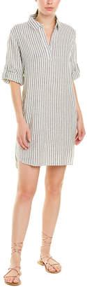 Elan International Gauze Shirtdress