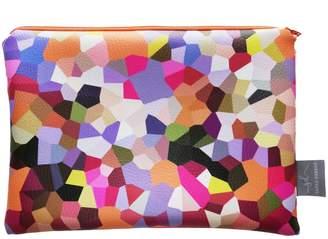 Sarah Dunbar Design Summer Faux Leather Pouch