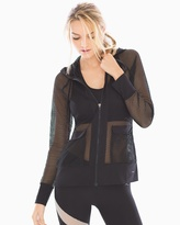 Soma Intimates Diamond Mesh Sport Jacket