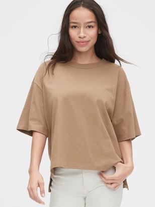 Gap Step-Hem T-Shirt