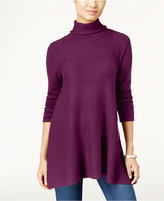 Style&Co. Style & Co. Turtleneck Tunic Sweater, Only at Macy's