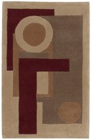 Nourison ND05 Dimensions Rectangle Area Rug