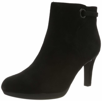 Clarks Adriel Mae Womens Ankle Boots