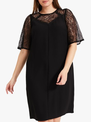 Studio 8 Renee Lace Dress, Black