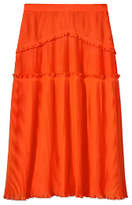 Tory Burch Stella Midi Skirt