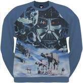 Star Wars Vintage Hoth Men's Crewneck Sweatshirt