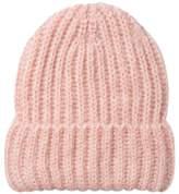 Oliver Bonas Mohair Marl Chunky Beanie Hat