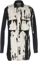 Rick Owens Denim outerwear - Item 42611516