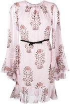 Giambattista Valli floral print longsleeved dress