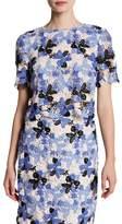 Lucy Paris Portia Lace Crop Shirt