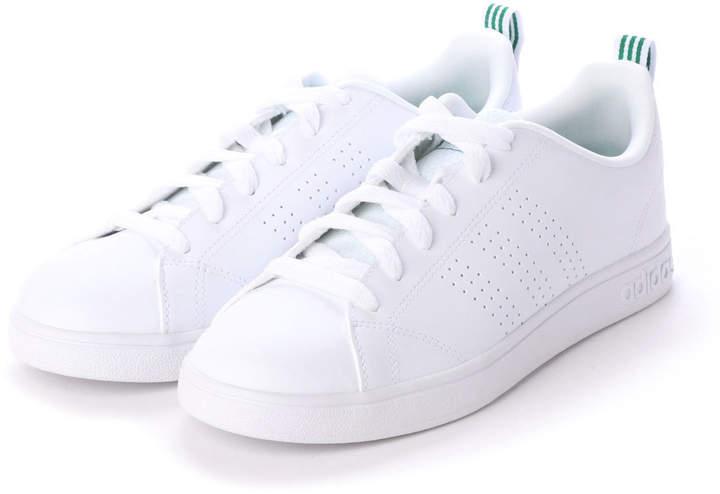 adidas (アディダス) - アディダス adidas VALCLEAN2 WHT/GRN