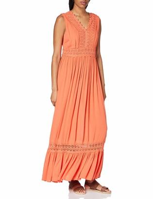 Mama Licious Mamalicious Women's MLFLORENCE S/L Woven Maxi Dress A