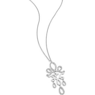 Morellato Woman Stainless Steel Irregular Not a gemstone Necklace - SAAJ16