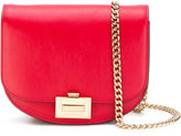 Victoria Beckham Box with Chain bag - women - Calf Leather/metal - One Size