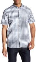 Peter Werth Edwards Plaid Slim Fit Shirt