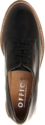 Office Kennedy leather shoes