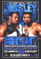 Victoria's Secret The Poster Corp Winky Wright Shane Mosley Movie Poster