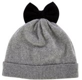 Kate Spade Bow-Accented Knit Beanie